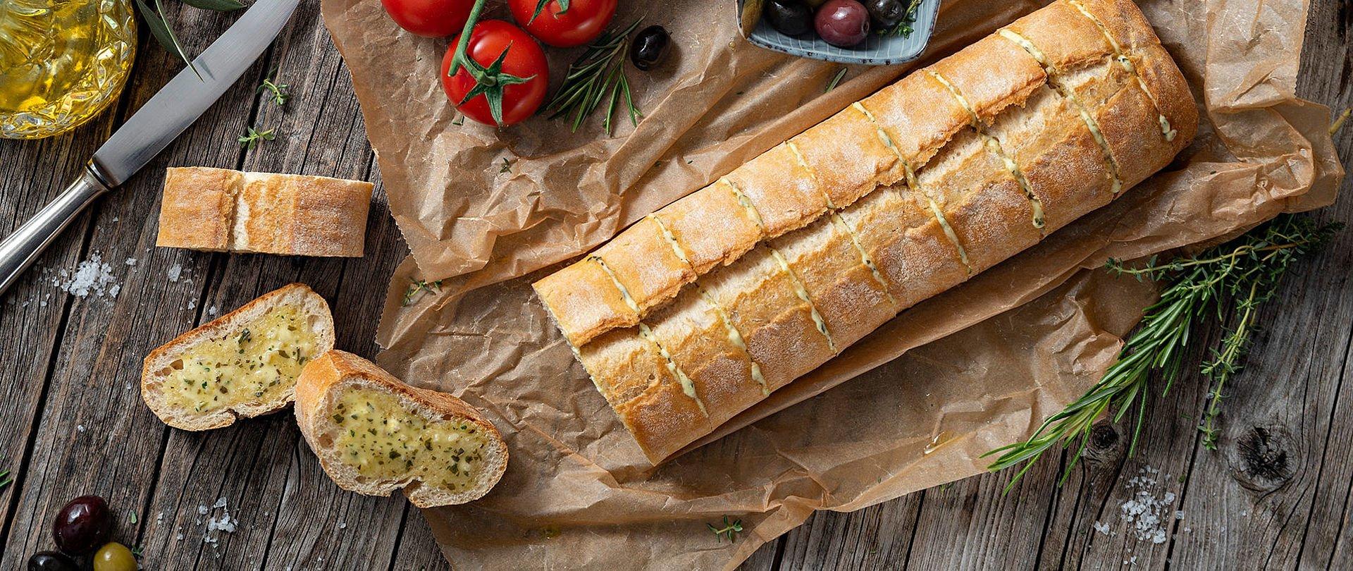 Das MEGGLE Mediterrane Brot - Der italienische Genuss für Zuhause